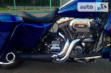 Harley-Davidson Road King CVO-110inch. 2013