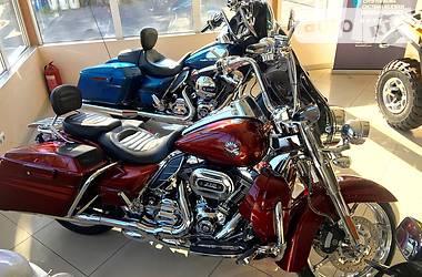 Harley-Davidson Road King CVO 110 2013