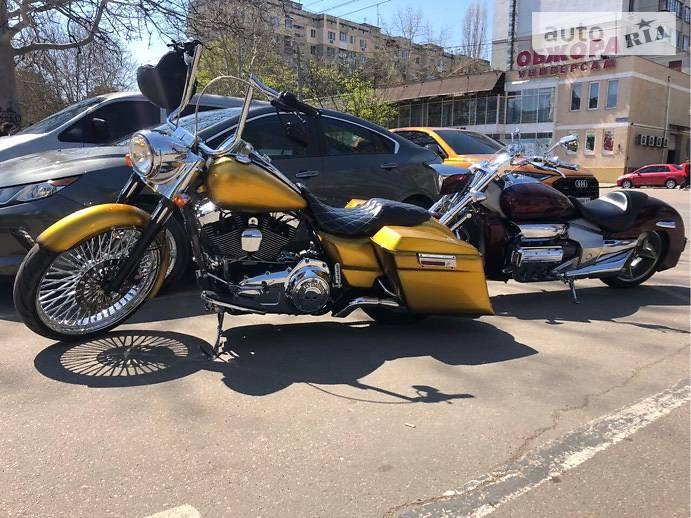 Мотоцикл Круизер Harley-Davidson Road King