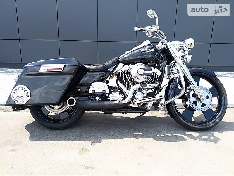 Мотоцикл Чоппер Harley-Davidson Road King
