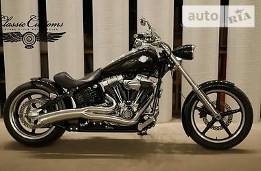 Harley-Davidson Rocker C  2008