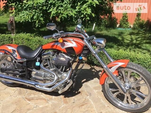 Мотоцикл Чоппер Harley-Davidson Spitfire