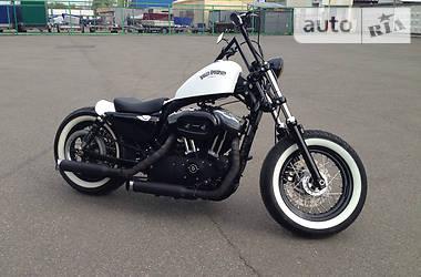 Harley-Davidson Sportster Bobber 48 2010