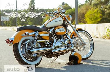 Harley-Davidson Sportster Xl1200C 2008