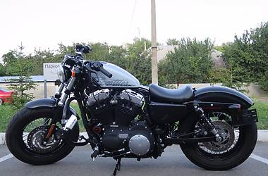 Harley-Davidson Sportster XL 1200X Forty-Eight 2011