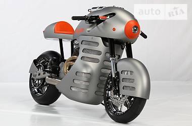 Harley-Davidson Sportster Sturmvogel 2009