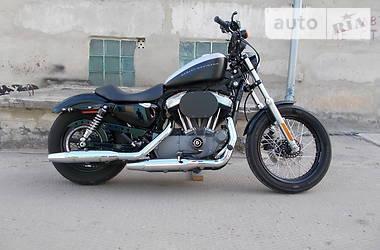 Harley-Davidson Sportster xl1200n 2008