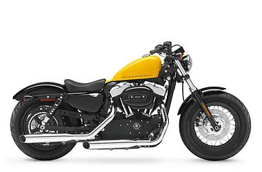 Harley-Davidson Sportster Forty Eight 2012