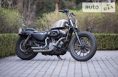 Harley-Davidson Sportster XL 1200C 2009