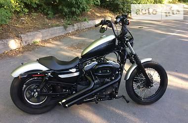 Harley-Davidson Sportster XL1200N Nightster 2008