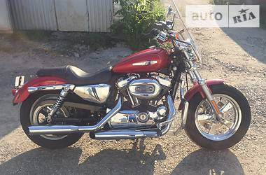Harley-Davidson Sportster 1250 2013