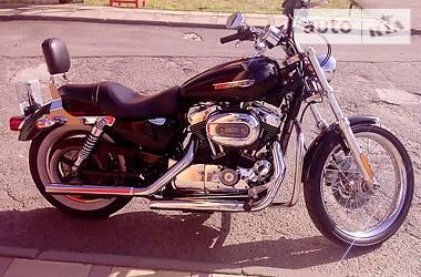 Harley-Davidson Sportster XL1200C 2009
