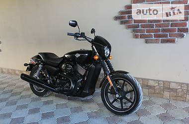 Harley-Davidson Street 750  2016