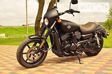 Harley-Davidson Street 750 Street 2016