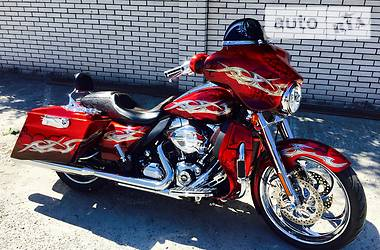 Harley-Davidson Street Glide 120R. Tuning USA 2011