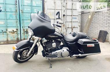 Harley-Davidson Street Glide   2013