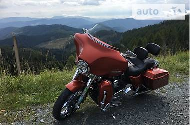 Harley-Davidson Street Glide FLHX 2011