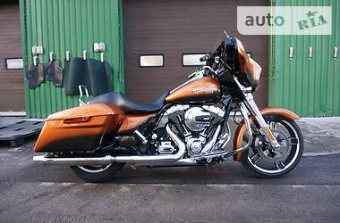Harley-Davidson Street Glide Special FLHXS 2014