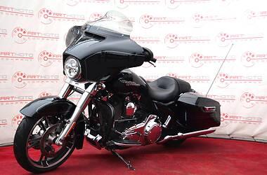 Harley-Davidson Street Glide FLHXS 2015