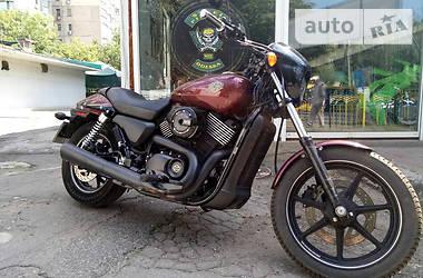 Harley-Davidson Street Rod  2015