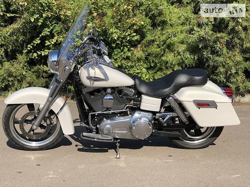 Мотоцикл Чоппер Harley-Davidson Switchback
