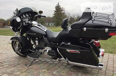 Harley-Davidson Touring FLHTK 2014