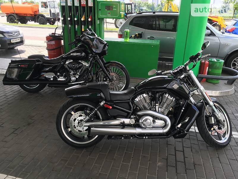 Мотоцикл Круизер Harley-Davidson V-Rod Muscle