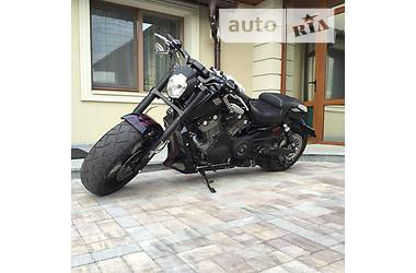 Harley-Davidson V-Rod Muscle SRM 2009