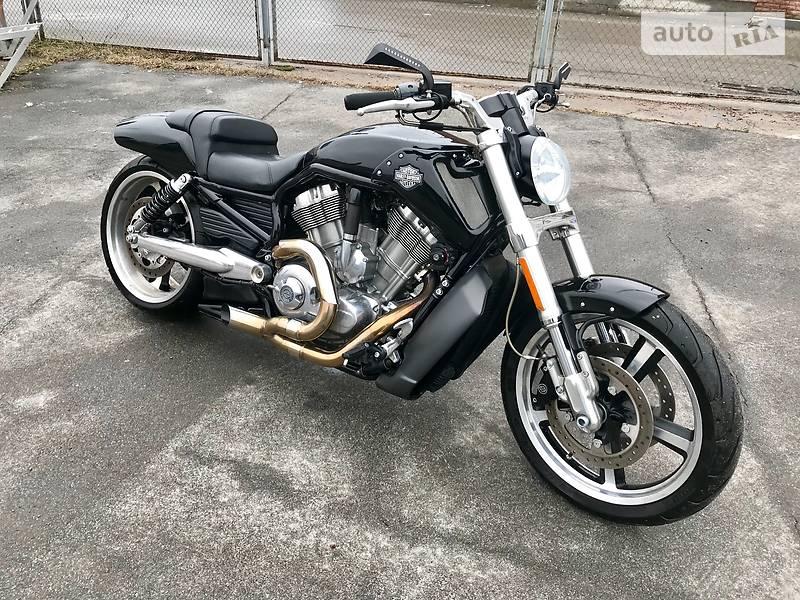 Мотоцикл Кастом Harley-Davidson V-Rod Muscle