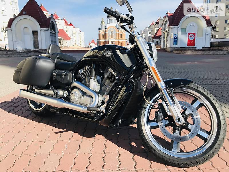 Мотоцикл Чоппер Harley-Davidson V-Rod Muscle