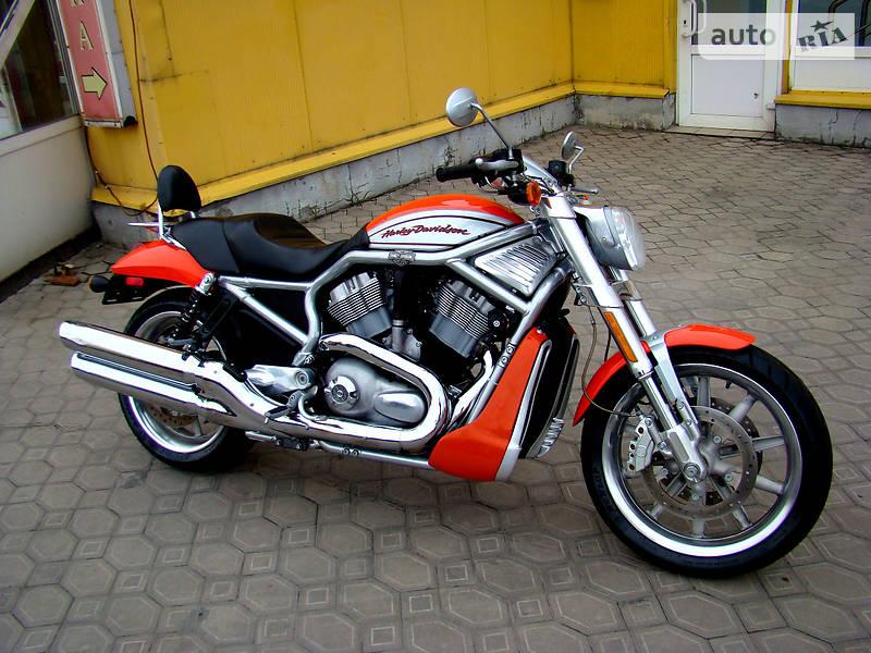 Мотоцикл Круизер Harley-Davidson V-Rod