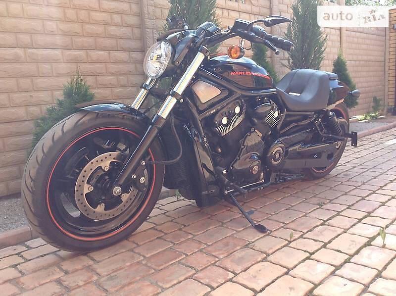 Мотоцикл Чоппер Harley-Davidson V-Rod