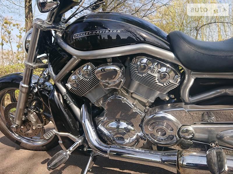 Harley-Davidson VRSCAW V-Rod