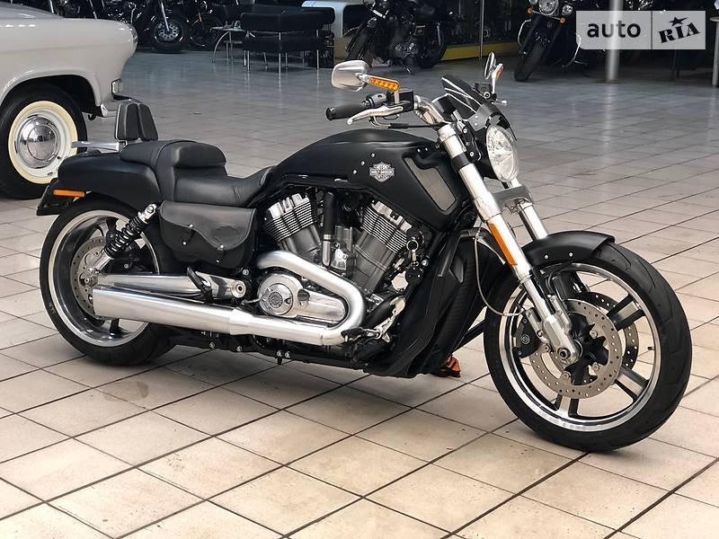 Мотоцикл Кастом Harley-Davidson VRSCF V-Rod Muscle