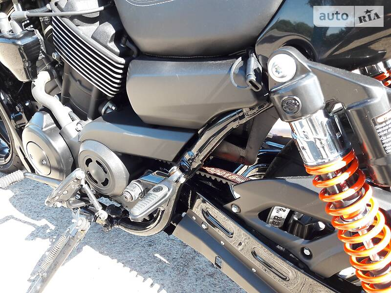 Harley-Davidson XG 750A