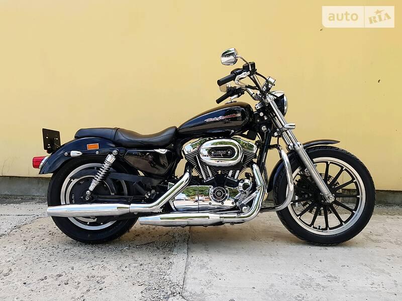 Мотоцикл Чоппер Harley-Davidson XL 1200C