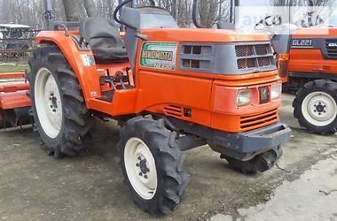 Hinomoto NZ230  KUBOTA GT 5  2004