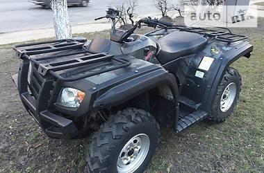 Hisun ATV  2012