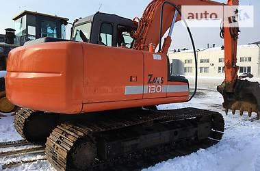 Hitachi ZAXIS ZX 130  2006