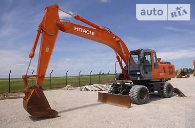 Hitachi ZX 210W 2007