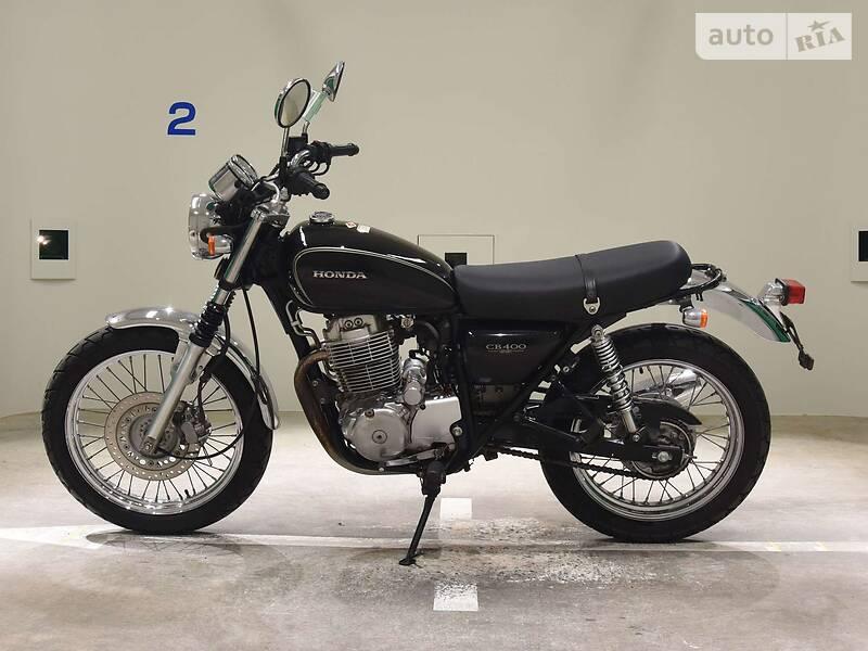 Honda 400SS