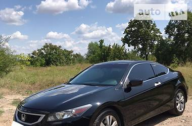 Honda Accord Coupe  2008