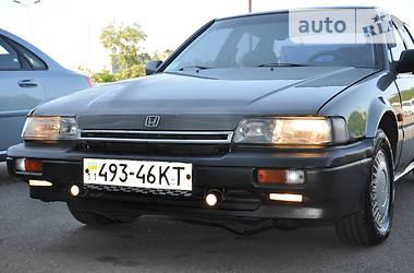 Honda Accord   1986