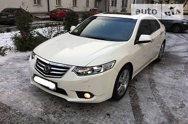 Honda Accord 2.4 I 2011