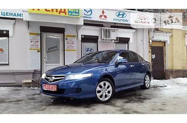 Honda Accord 2.0 MT SPORT 2007