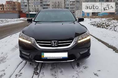 Honda Accord 4D Executive 3.5 2014