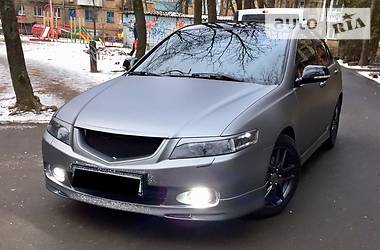 Honda Accord TypeS 2005