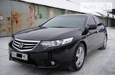 Honda Accord 2.4 I EXECUTIVE 2012