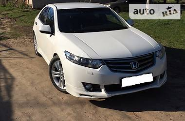 Honda Accord Type S 2010