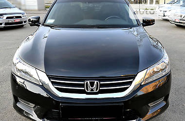Honda Accord 2.4 MAX 2014